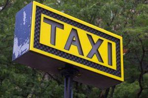 Service de Taxi officiel à la Gare de Nîmes